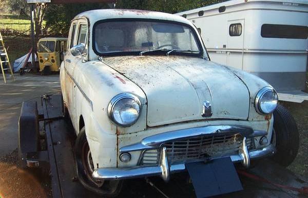 '59 TR10 wagon