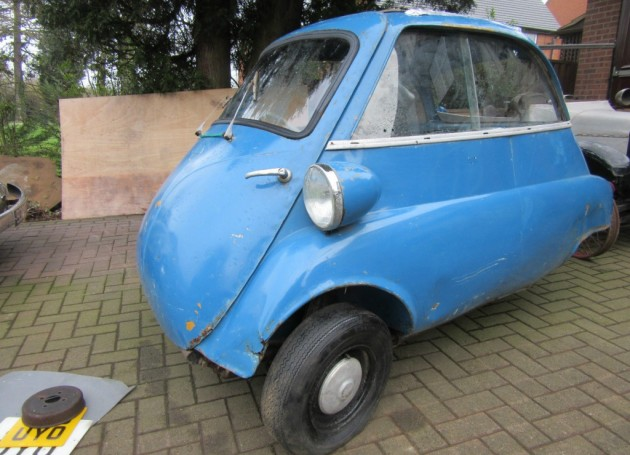 Bubble Time! 1961 Isetta No Reserve