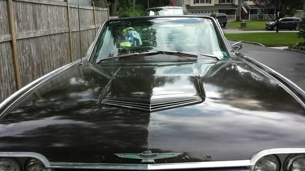 This Bird Will Fly? 1962 Thunderbird Coupe