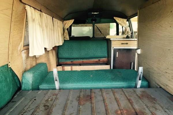 '64 EZ Camper back