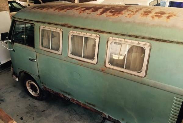 '64 EZ Camper left