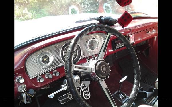'65 Ford pu rod dash