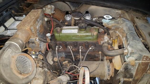 '65 Midget engine