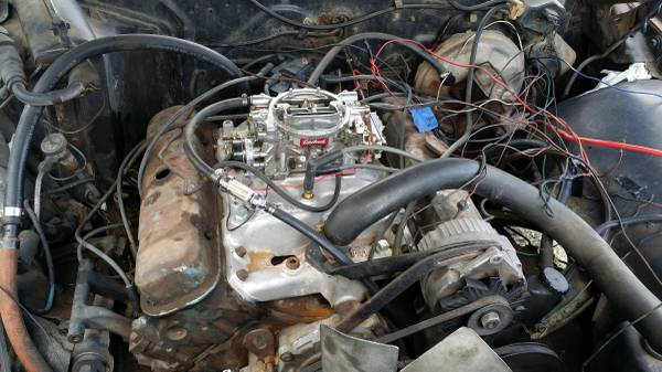 '68 Grand Prix engine