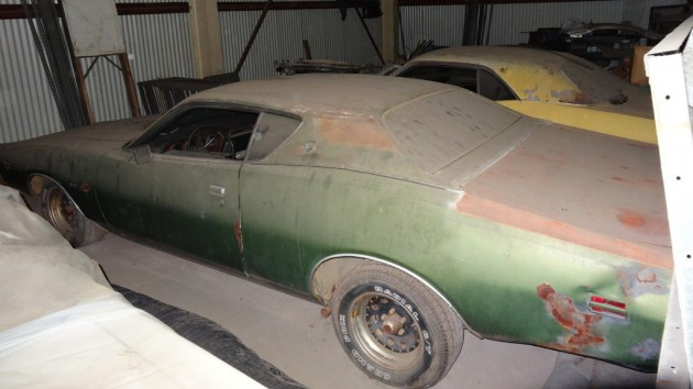 1971 Dodge Charger Se Nearly Rust Free