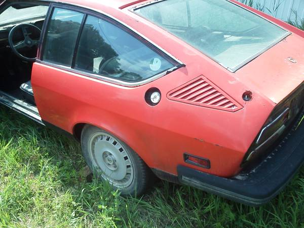 '75 Alfa left rear