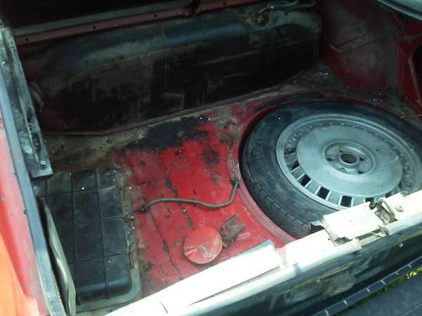 '75 Alfa spare