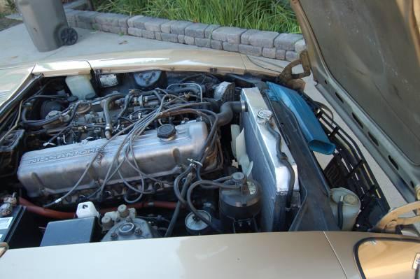 77 Z engine