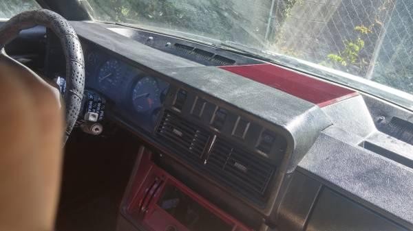 '79 TR7 dash