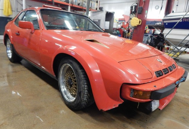 Awesome 80s: Porsche 924 Turbo And Mazda RX-7