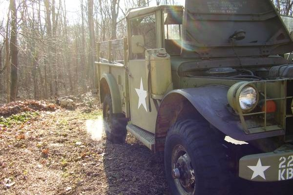 Rough And Ready: 1961 Dodge M37