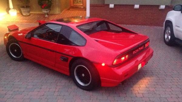 Fiero rear 3