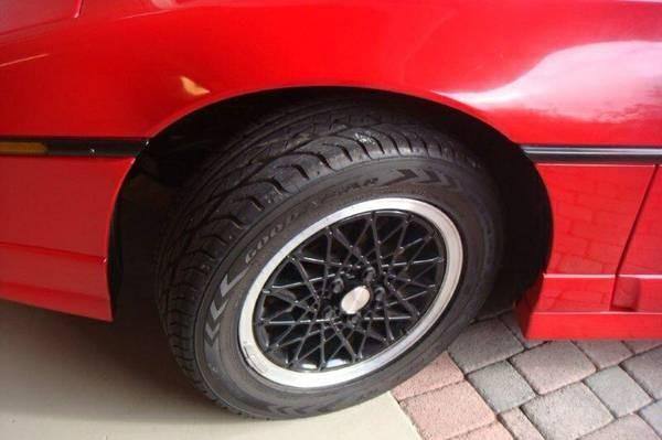 Fiero wheel