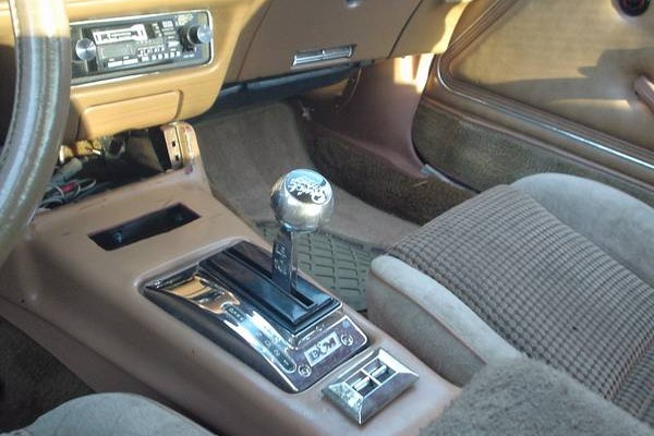 Firebird shifter