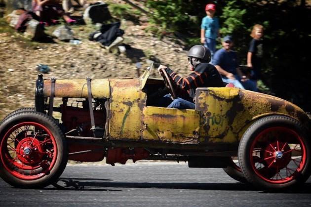 Hill Climbing Model T