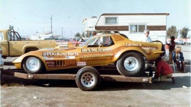 Hot Rod Funny Car
