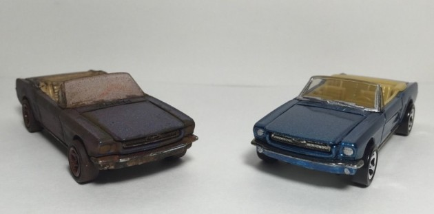 Hot Wheels Prototype Barn Find Set!