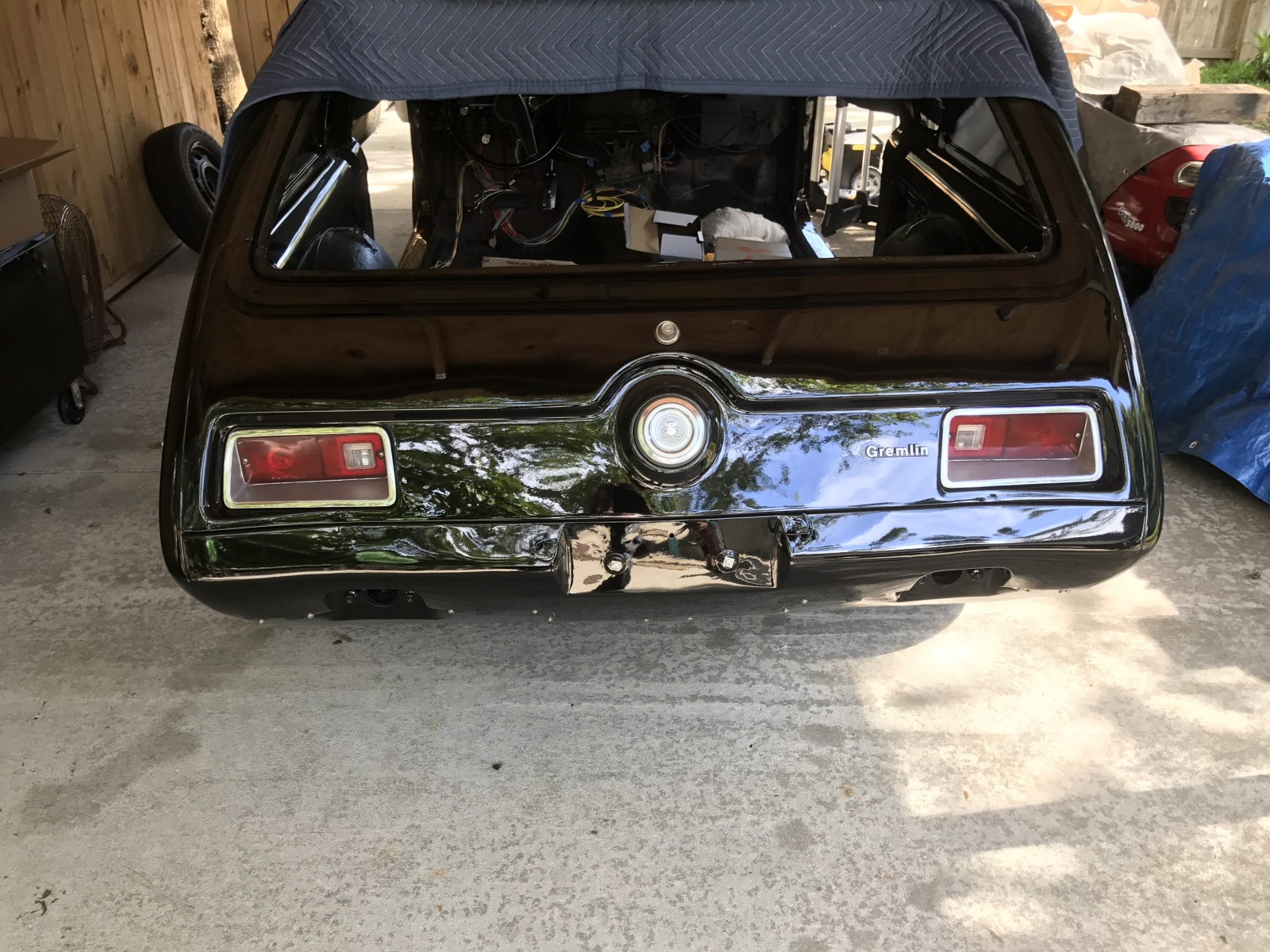 How Much Is A Ticket For Driving Without A License >> Build A Sleeper? 1974 AMC Gremlin