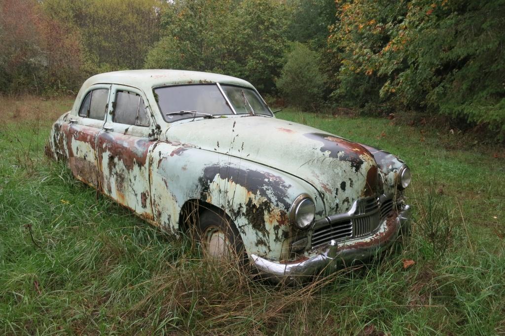 Car Show Near Me >> This Is A $200 Car: 1948 Kaiser Manhattan