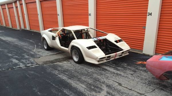 Lamborghini Countach Body What S Next