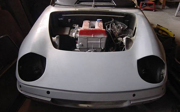 Lotus Twin Cam