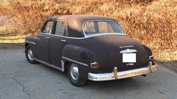 Simple Survivor: 1950 Plymouth Special Deluxe