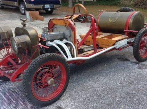Pre-War Style Racer