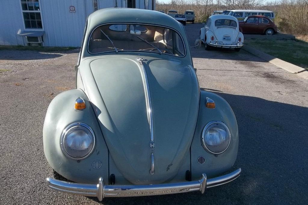 Mike 39 s split window 1952 vw beetle for 1951 volkswagen split window