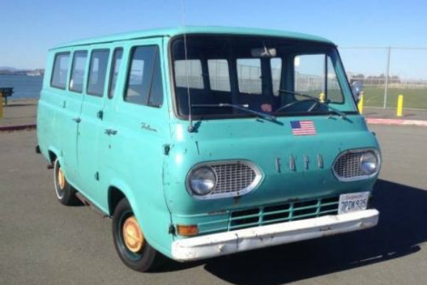 Quot Almost Everything Works Quot 1967 Ford Falcon Van