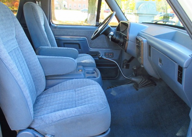 1989 Ford Bronco Xlt Factory 4 Speed