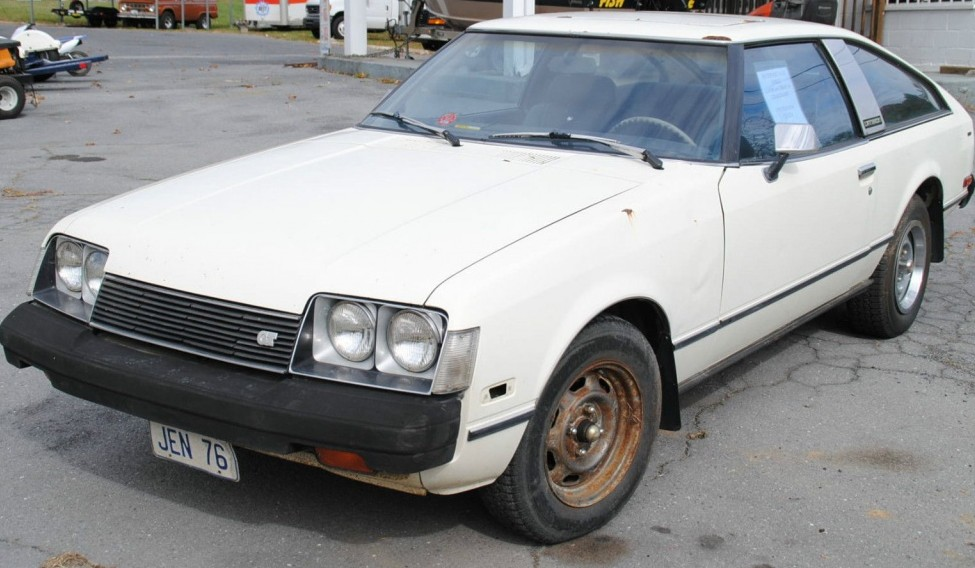 1978 Toyota Celica Gt Lot Special