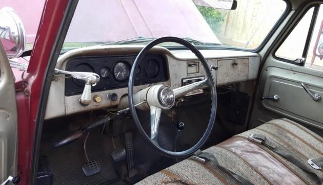 Handyman Shortbed 1965 Gmc C10