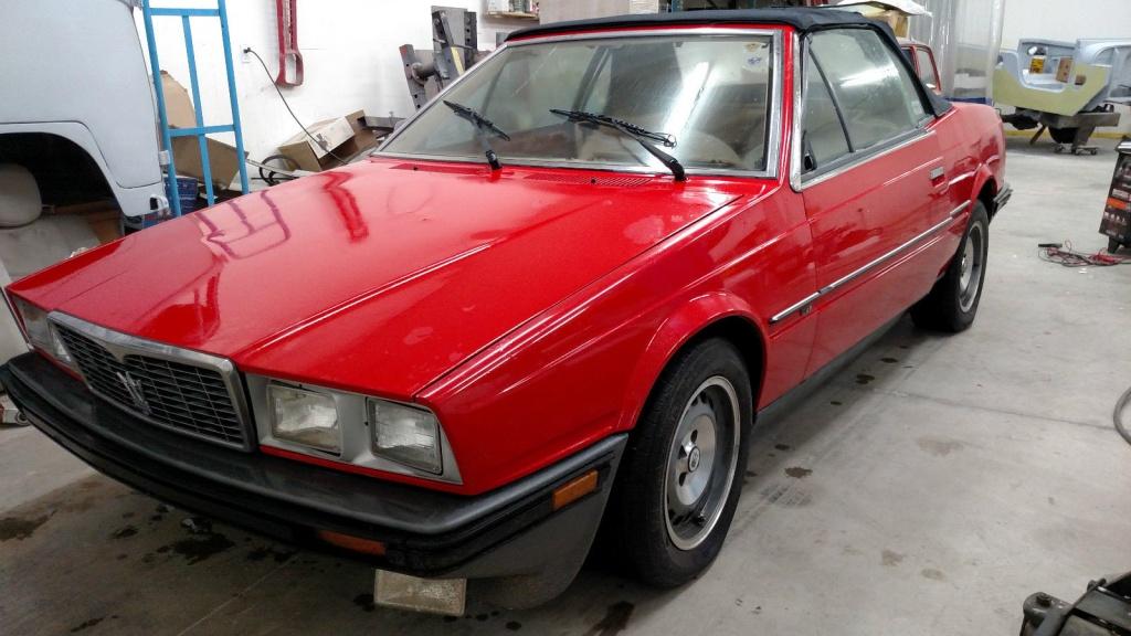 Cheap Italian: 1986 Maserati Biturbo