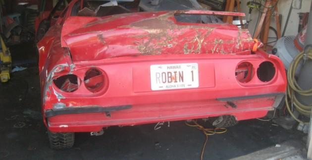 Magnum Connection 1985 Ferrari 308