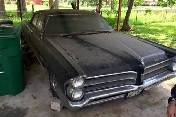 Only 6 000 Miles 1965 Pontiac Bonneville