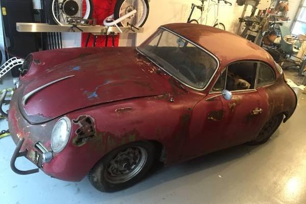 Beyond Patina: 1963 Porsche 356B
