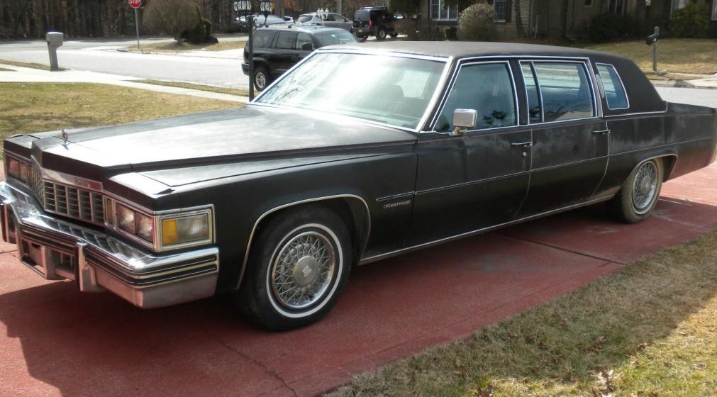 Driver Wanted: 1977 Cadillac Fleetwood