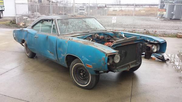 Rolls Well: 1970 Dodge Coronet Super Bee