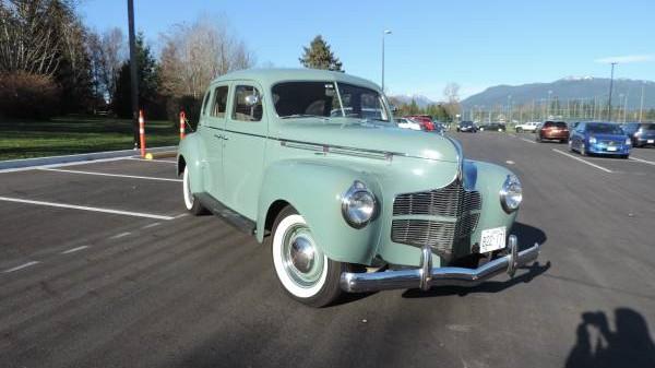 Almost Like New! 1940 Dodge Survivor