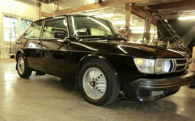 Turbo Swede: 1978 Saab 99