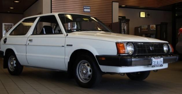 Dealer Trade: 1983 Subaru GL1600
