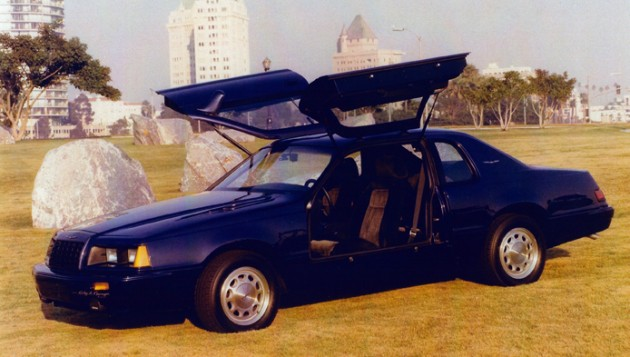 1986 Ford Thunderbird Gullwing Conversion