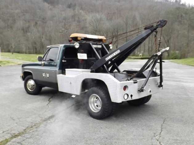 Classic ROI 1973 Chevrolet Tow Truck