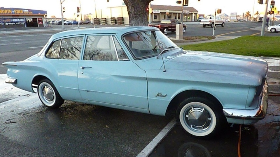 Excessive Or Distinctive 1961 Plymouth Valiant
