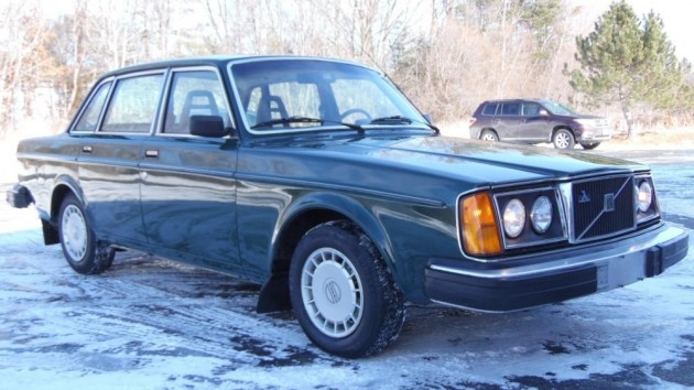 Owned Since '83: 1980 Volvo 240