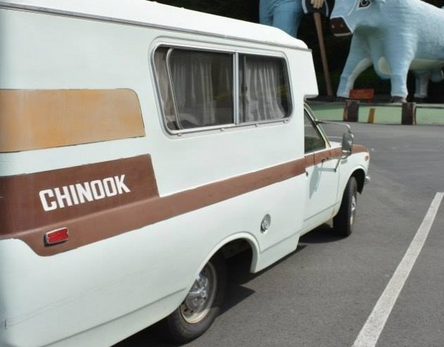 Road Tripped: 1977 Toyota Chinook