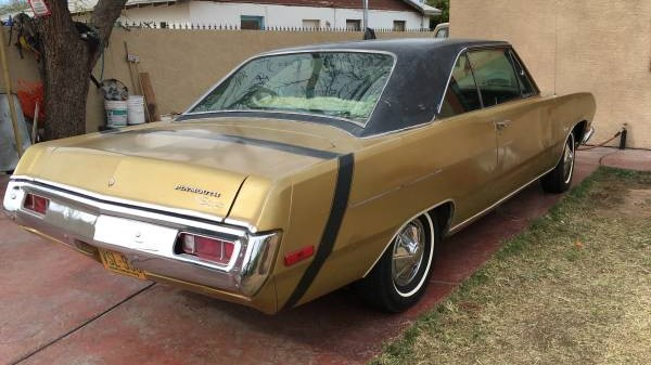 Clean And Original: 1971 Plymouth Scamp