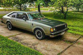 Not Many Left 1979 Buick Century Turbo Coupe