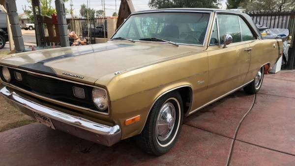 Used Cars Tucson >> Clean And Original: 1971 Plymouth Scamp