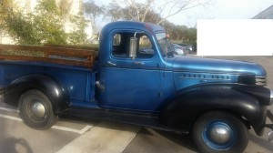 A Real Pick Me Up: 1941 Chevrolet Pickup